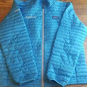 Patagonia nano puff running jacket